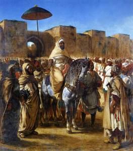 Moors-in-Spain